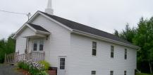 UPC Chapel Exterior